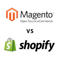 E-Commerce - Magento vs Shopify Platforms