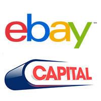eBay Sponsor new Capital Radio Breakfast Show