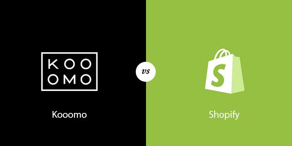 Kooomo vs. Shopify – who gets the edge?