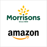 Morrisons and Amazon extend their reach in the UK