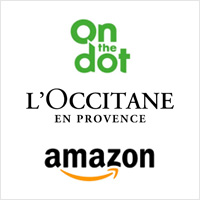 On the Dot and L'OCCITANE join to battle Amazon