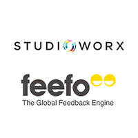 Studioworx partners up with Feefo
