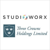 Three Crowns Holdings Limited invests in Studioworx